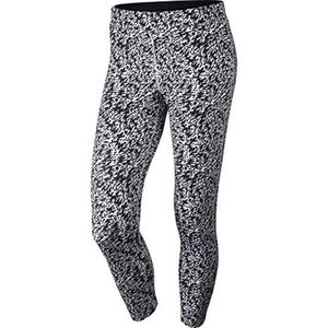 Nike dri fit cropped leggings, pants, S, EUC